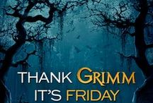 Grimm / TV show by same title - great show!