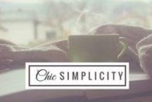 Chic Simplicity