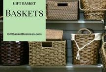 Baskets / Baskets come in all shapes, sizes, and colors. What's your favorite to create gorgeous gift baskets? Choose from here!