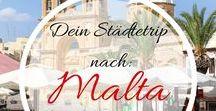 Städtetrip | Malta / Malta verbindet Sonne, Meer und Kultur. Der an Venedig erinnernde Baustil lockt jährlich tausende, interessierte Besucher an. 2018 ist die Stadt  Valetta Kulturhauptstadt des Jahres.