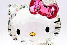 Hello Kitty & Swarovski / Hello Kitty & Swarovski! Don't forget to listen to Kitty Craze's song (^.^)v! http://bit.ly/1Cmqm1D Like #KittyCraze for your everyday #HelloKitty goodness~ #hellokittycollector #hellokittyfan #welovehellokitty #hellokittycollection #sanrio #cosplay #cosplayer #cute #kawaii #cawaii #pretty #anime #otaku #madokamagica #selfie #manga #girls #love #myfavoritegirl #friends #fashion #fashionblogger #fashionista #yesterday #fashiondiaries #makeup #music #japan #tokyo