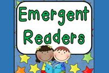 Emergent Readers / **Follow this board for lots of emergent readers to use in your kindergarten guided reading groups** / by Melissa Williams