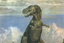 Los dinosaurios se comen al hombre