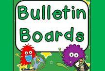 Bulletin Boards / **Follow this board for lots of fun bulletin board ideas**