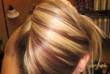 hair / by Autumn Holcomb