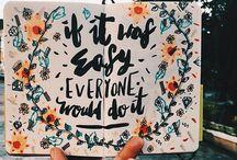 Journalling inspo. / by Hannah ✨