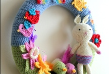 Crochet / Pretty crochet projects. Make sure to check out my crochet blog - www.redheadcrochet.com