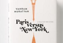 I like Vahram Muratyan's Paris vs New York
