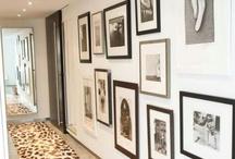 Gallery wall / by Heather Ellerbe