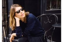 Fashion inspiration (people) / The people who inspire my sartorial choices. / by Kim