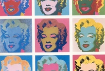 I love Andy Warhol / by Di