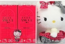 Hello Kitty Perfume / Hello Kitty Perfume! Don't forget to listen to Kitty Craze's song (^.^)v! http://bit.ly/1Cmqm1D Like #KittyCraze for your everyday #HelloKitty goodness~ #hellokittycollector #hellokittyfan #welovehellokitty #hellokittycollection #sanrio #cosplay #cosplayer #cute #kawaii #cawaii #pretty #anime #otaku #madokamagica #selfie #manga #girls #love #myfavoritegirl #friends #fashion #fashionblogger #fashionista #yesterday #fashiondiaries #makeup #music #japan #tokyo