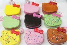 Hello Kitty  Desserts and Cakes♥ / Hello Kitty  Desserts and Cakes♥ Don't forget to listen to Kitty Craze's song (^.^)v! http://bit.ly/1Cmqm1D Like #KittyCraze for your everyday #HelloKitty goodness~ #hellokittycollector #hellokittyfan #welovehellokitty #hellokittycollection #sanrio #cosplay #cosplayer #cute #kawaii #cawaii #pretty #anime #otaku #madokamagica #selfie #manga #girls #love #myfavoritegirl #friends #fashion #fashionblogger #fashionista #yesterday #fashiondiaries #makeup #music #japan #tokyo