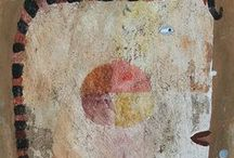 Faces by Scott Bergey / Paintings By Scott Bergey scottbergey.etsy.com #art