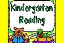 Kindergarten Reading / Ideas for Reading in the Kindergarten Classroom :)