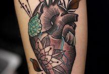 Ink / by Teri Britton Hagstrom