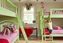 Kid Rooms / by Jill Hampton