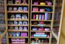 Polly Pocket Obsessed / I LOVE vintage polly pockets <3