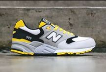 Sneakers: New Balance 999 / The New Balance 999's mid 1990s looks were once something of an obscurity, but it's a shoe that exploded in popularity over the last couple of years.