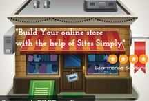 Ecommerce Website Marketing / Get updated with complete information about Ecommerce website, its development and marketing.