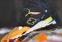 Sneakers: New Balance 850 / The New Balance 850 is an early 90s Trail Runner which has seen a slew of reissues in recent years. This was off the back of an obscure Japan only release in 2009, which reignited interest in what was a somewhat overlooked model.