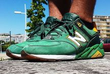 Sneakers: New Balance 572