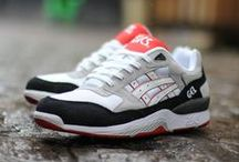 Sneakers: Asics GT-Quick