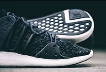 Sneakers: adidas EQT #/3F15 / In alignment with Black Friday 2015, adidas released three news Equipment (EQT) models as the #/3F15 collection. The three models progressively expand upon classic EQT designs utilising the latest adidas technology. The three models in the collection are: 1/3F15, 2/3F15, 3/3F15. What remains to be seen at this stage is if this is just a capsule collection or the beginning of a revitalised new wave of EQT line shoes?