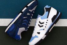 Sneakers: Hummel
