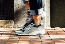 Sneakers: New Balance 585