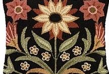 Rug Hooking and Folk Art