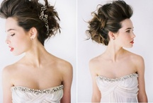 STYLE . Hair Love & Makeup Magic / by Misty Bradley | REVELphoto