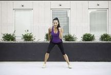 Health and Fitness / Easy ways to stay healthy as a mom. / by Hollie Shepard