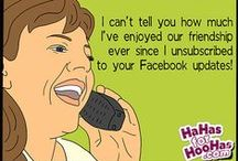 Social Media eCards / Hilarious moments brought to you by Facebook, Twitter, and beyond.