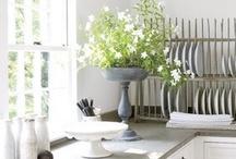 I'm dreaming of a white kitchen / by Sarah Tarantino