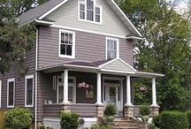 Cute 5 bedroom with a lot of pretty landscaping and a porch! / by Karina Dixon
