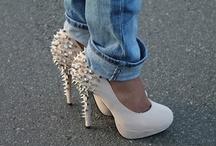 Shoe Lust / by Chrissy B