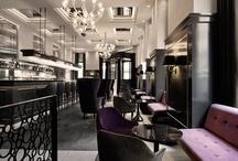 Hospitality Design / Cafes/Restaurants/Hotels / by Sarah Long