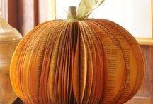 Fall Holidays-Halloween, Thanksgiving