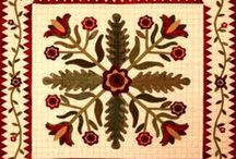 Old/Folk Quilts / by Paula Willett
