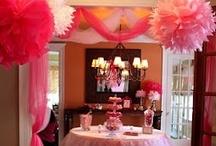 Birthdays and parties / by Keri Chapman