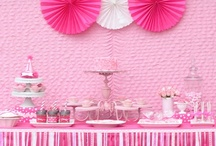 Pretty in Pink Party Ideas