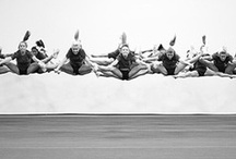 competitive cheerleading  / by Ivy Moore