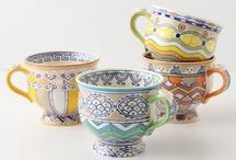 Pottery, Pitchers, Teapots, Tea