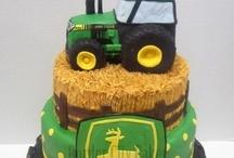 John Deere Birthday ideas