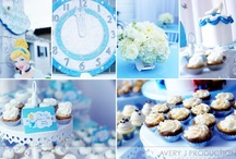 Cinderella Inspired Birthday Party