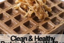 Clean Eating Breakfast / by Michelle Donoghue Burden