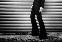 Bell-bottoms / A board full of love for flared jeans aka bell-bottoms. / by Nathalie De Schepper