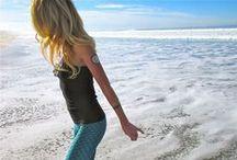 Beachy Boho / My style.
