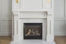 Mantel / Fireplace